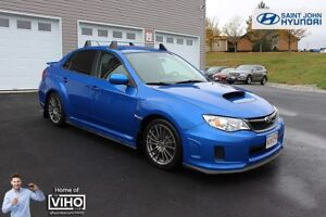 2013 Subaru WRX TURBO! ALL WHEEL DRIVE! BACK UP CAM!