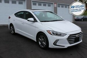 2018 Hyundai Elantra GL-SE! HEATED SEATS! SUNROOF! WARRANTY!