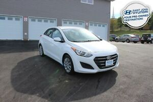 2016 Hyundai Elantra GT L! 6 SPEED! A/C! WARRANTY!