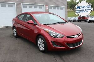 2016 Hyundai Elantra L+! A/C! Automtic! LIKE NEW! WARRANTY!
