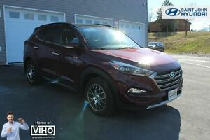 2016 Hyundai Tucson Ultimate! LEATHER! SUNROOF! NAV! AWD!