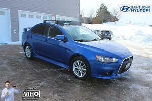 2015 Mitsubishi Lancer SE! HEATED SEATS! 5 SPEED! SUNROOF!