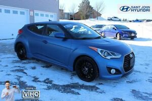2016 Hyundai Veloster Rally Edition! RARE! 6 SPEED! TURBO!