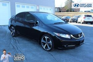 2015 Honda Civic Si! SUNROOF! HEATED SEATS! 6 SPEED!