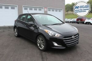 2016 Hyundai Elantra GT Limited! LEATHER! SUNROOF! NAV!