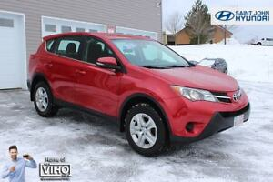2014 Toyota RAV4 LE! ALL WHEEL DRIVE! $125 BI-WEEKLY!