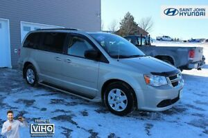 2013 Dodge Grand Caravan SE! LOW KMS! GREAT SHAPE!