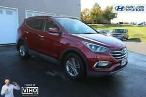 2017 Hyundai Santa Fe Sport SE! LEATHER! SUNROOF! ALL WHEEL DRIV