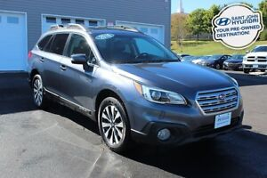 2016 Subaru Outback Limited! LEATHER! NAV! SUNROOF!