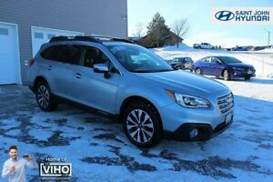 2015 Subaru Outback 3.6R Limited with TECH PACKAGE! LOADED! AWD!