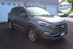 2016 Hyundai Tucson Premium! TURBO! HEATED SEATS! BACK UP CAM!