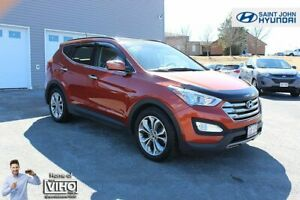 2014 Hyundai Santa Fe Sport 2.0T SE! LEATHER! SUNROOF! TURBO!