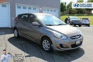 2013 Hyundai Accent GL! HEATED SEATS! A/C! LOW KMS!