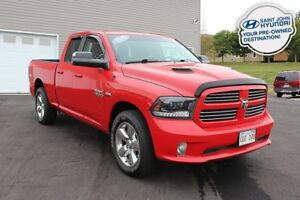 2015 Ram 1500 Sport! LEATHER! SUNROOF! NAV!