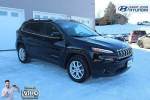 2017 Jeep Cherokee North! 4X4! V6! HEATED SEATS!