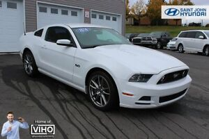 2014 Ford Mustang GT! LEATHER! 6 SPEED! ROUSH EXHAUST!