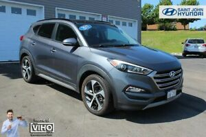 2017 Hyundai Tucson SE! TURBO! LOADED! ALL WHEEL DRIVE!