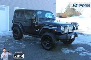 2016 Jeep Wrangler Sahara! TWO TOPS! TIRES! 4X4 BARELY  DRIVEN!