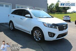 2018 Kia Sorento SXL! 7 PASSENGER! LOADED! WARRANTY!