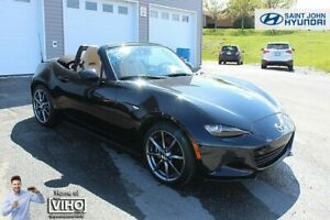 2016 Mazda MX-5 GT! LOADED! CONVERTIBLE! LOW KMS!