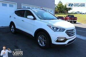 2018 Hyundai Santa Fe Sport ALL WHEEL DRIVE! LIKE NEW! WARRANTY!