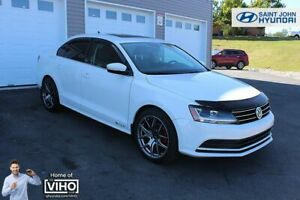 2017 Volkswagen Jetta Wolfsburg Edition! SUNROOF! HEATED SEATS!