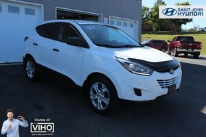 2014 Hyundai Tucson GL! HEATED SEATS! BLUETOOTH! $94 B/W!