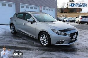 2014 Mazda Mazda3 Sport GS-SKY! HATCH! BACK UP CAM! HEATED SEATS