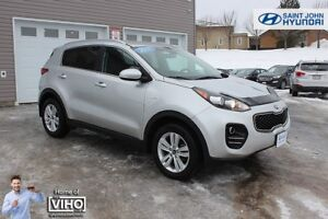 2017 Kia Sportage LX! LIKE NEW! AWD! LOW KMS!
