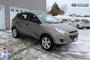 2013 Hyundai Tucson L! A/C! 5 SPEED! LOW KMS!