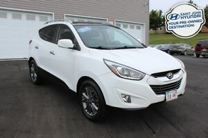 2015 Hyundai Tucson GLS! SUNROOF! ALL WHEEL DRIVE!
