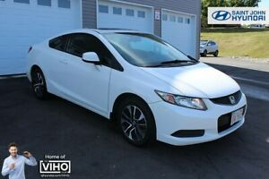2013 Honda Civic EX! SUNROOF! HEATED SEATS! GREAT SHAPE!