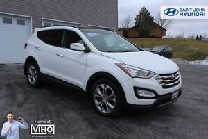 2014 Hyundai Santa Fe Sport SE! TURBO! LEATHER! LIKE NEW!