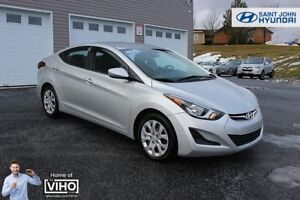 2016 Hyundai Elantra GL! Heated Seats! Bluetooth! WARRANTY!