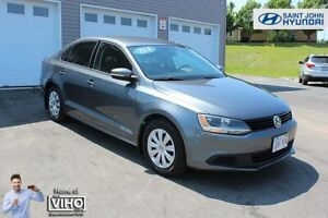 2014 Volkswagen Jetta Trendline+! HEATED SEATS! $77 BI-WEEKLY!