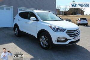 2018 Hyundai Santa Fe Sport Premium! BACK UP CAM! AWD! WARRANTY!