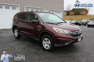 2015 Honda CR-V LX! AWD! HEATED SEATS! LOW KMS!