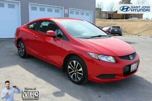 2013 Honda Civic EX! GREAT SHAPE! SUNROOF! 5 SPEED!