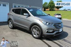 2018 Hyundai Santa Fe Sport LUXURY! LEATHER! NAV! ALL WHEEL DRIV
