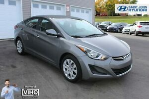 2014 Hyundai Elantra GL! HEATED SEATS! BLUETOOTH! LOW KMS!