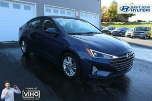 2019 Hyundai Elantra Preferred! SUNROOF! BACK UP CAM! WARRANTY!