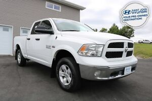 2016 Ram 1500 Outdoorsman! TOW PACKAGE! BACK UP CAM! 4X4