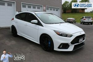 2016 Ford Focus RS ALL WHEEL DRIVE! 2 SETS OF TIRES! RARE!
