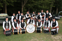 Grand Celtic Pipe Band