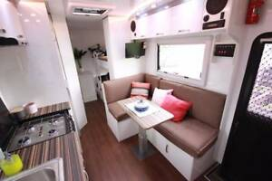 2017 Goldstar RV 21 FT 797 Liberty Tourer with two bunks