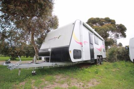 2018 Goldstar RV 21FT with two bunks Full Ensuite Berrilee Hornsby Area Preview