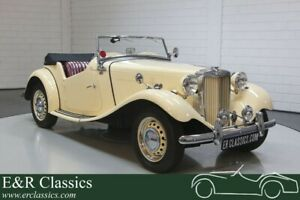 MG TD Matching Numbers | Cabriolet | 1953
