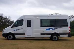 Mercedes Automatic Maui Motorhome with Shower & Toilet Albion Park Rail Shellharbour Area Preview