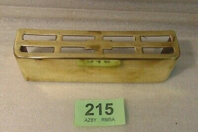 Antique Traveling Salesman Sample Brass Fender 215