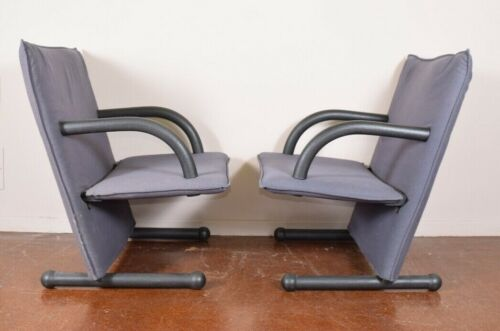 Pair of Arflex Chairs by Burkhard Vogtherr